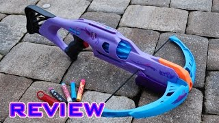 getlinkyoutube.com-[REVIEW] Nerf Rebelle Codebreaker