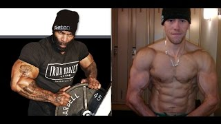 CT Fletcher Triggered By Luimarco ??? and Gym Bros Daily ! etc....
