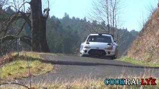getlinkyoutube.com-Essais Neuville / Gilsoul Hyundai i20 WRC 2017