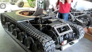 getlinkyoutube.com-Tank powered by Honda
