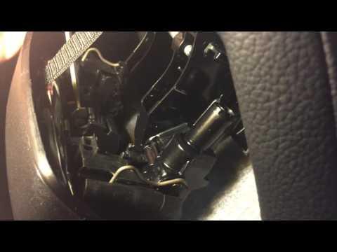 W204 Neck-Pro headrest reset