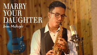getlinkyoutube.com-Marry Your Daughter (Brian McKnight) - curved soprano saxophone cover by Desmond Amos