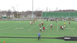 Cincinnati United Arsenal vs Derby City Rossoneri First Half 12/4/16