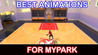 NBA 2K16 Dribble Tutorial - Best Cheese Animations for MyPark