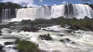 getlinkyoutube.com-Iguazu Falls - Power of Nature