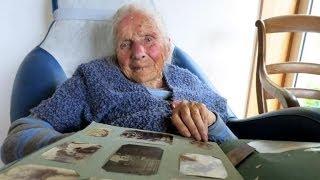 getlinkyoutube.com-Elisabeth, 103 ans, se souvient de la guerre de 14-18