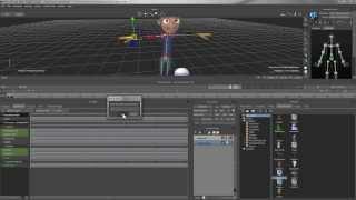getlinkyoutube.com-Autodesk MotionBuilder Tutorial 03 - Keyframe Animation