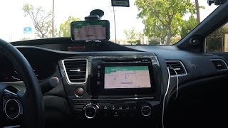 getlinkyoutube.com-How to display Android Phone on Honda Display - How to Bypass E-brake