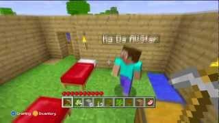 "getlinkyoutube.com-Minecraft Xbox360 ""Island Survival"" Part 1"