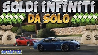 "getlinkyoutube.com-GTA ONLINE | ""SOLDI INFINITI DA SOLO"" - ""UNLIMITED MONEY"" [1.18/1.22] PS3/PS4 - XBOX 360/XBOX ONE"