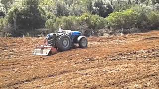 getlinkyoutube.com-LANDINI REX 110GT FREZA GREECE MIXO'I'.......
