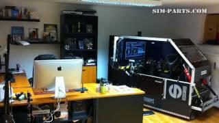 DIY Motion Simulator Diary - Part 3