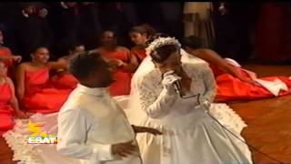 getlinkyoutube.com-Amazing Tamagn Beyene Wedding video