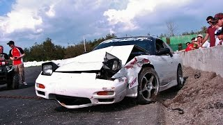 getlinkyoutube.com-Epic Drift Crash and Fail Compilation 2015 ORIGINAL FOOTAGE (Topp Drift & CSCS)