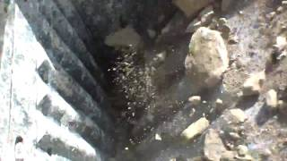 getlinkyoutube.com-METSO LT 105 CRUSHING ROCK JAW CRUSHER