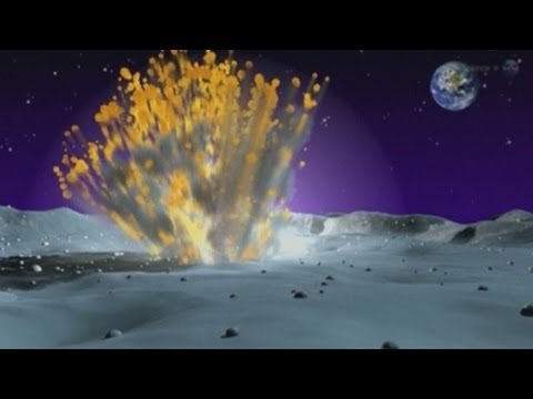 Lunar meteor explosion: Space rock hits moon