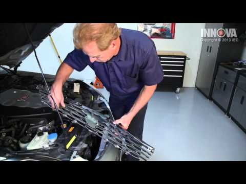How to change Ambient Air Temperature Sensor - 2005 Infiniti G35