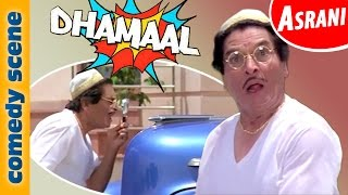 Asrani Comedy Scene | Dhammal | Indian Comedy