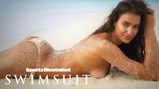 getlinkyoutube.com-Irina Shayk Goes Topless & Gets Dirty In Tahiti | Intimates | Sports Illustrated Swimsuit