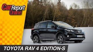 getlinkyoutube.com-Toyota RAV 4 Edition S Test Fahrbericht - Car Report Online