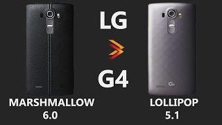 getlinkyoutube.com-LG G4 Marshmallow 6.0 vs Lollipop 5.1 - Changes 2016!