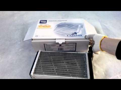 Где находится радиатор кондиционера в ZAZ Таврия