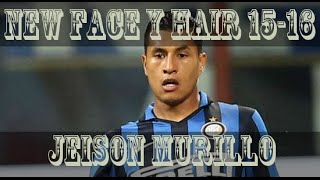 getlinkyoutube.com-NEW FACE Y HAIR JEISON MURILLO 2015 :: PES 2013