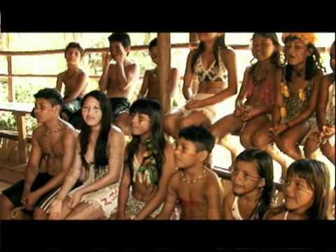 ÍNDIOS ADVENTISTAS NO AMAZONAS - imagens Paulo Rios