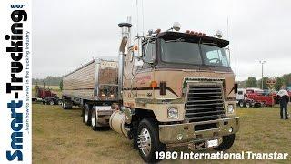 getlinkyoutube.com-1980 International Transtar Eagle Cabover