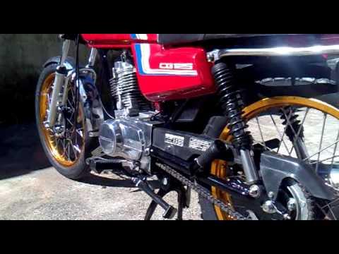 moto cg 125 ano 84