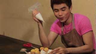 getlinkyoutube.com-[STELLARIS] WILL 365daband làm bánh trong ngày sinh nhật