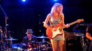 Ana Popovic Solo 'Blues for M' at Tollwood Festival Munich 2011 Live