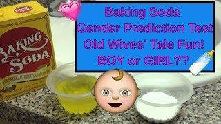 getlinkyoutube.com-Baking Soda Gender Prediction Test @ 16 Weeks Pregnant