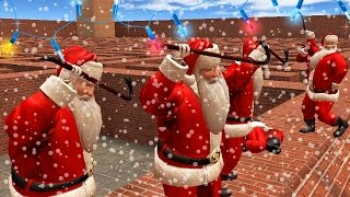 getlinkyoutube.com-Gmod - THE SANTA CLAUSE MAZERUNNER!