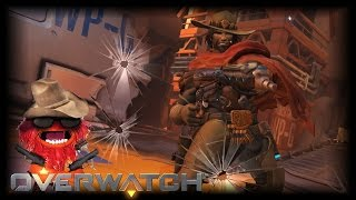 getlinkyoutube.com-Overwatch - McCree Guide | How the West was Won