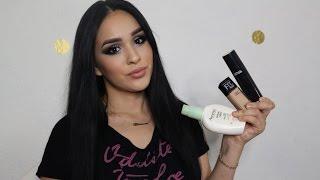 getlinkyoutube.com-Como aplicar Primer,Base,Polvo,Spray Fijador (Todo sobre la aplicacion de maquillaje)