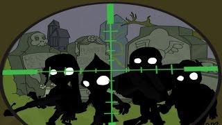 getlinkyoutube.com-SNIPER PEA: MASTER IT - Plants vs. Zombies: Garden Warfare