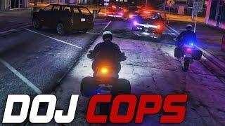 Dept. of Justice Cops #61 - Grand Theft Auto (Law Enforcement)