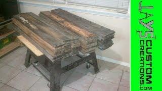 getlinkyoutube.com-High Yield Pallet Dismantling - 080