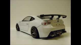 getlinkyoutube.com-EAC RC Body Build  --  Tamiya Toyota 86