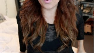 getlinkyoutube.com-Black to Light Brown Hair Without Bleach (L'Oreal HiColor HiLights - Ash Blonde)