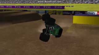 Grave Digger 30 at Worldfinals 16 2015 (sim-monsters/ror)