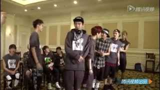 getlinkyoutube.com-130607 EXO -  Funny Cut (Game+ Aegyo)