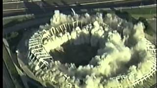 getlinkyoutube.com-Top 10 U.S. Stadium/Arena Demolitions