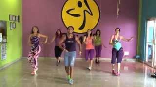 """getlinkyoutube.com-""""bailando"""" (enrique iglesias) / ZUMBA IVAN MONTERREY feat. ZUMBA CHARITY"""