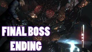 getlinkyoutube.com-Resident Evil 6 - Leon - Final Boss and Ending