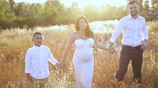 getlinkyoutube.com-Orange County Canyon Pregnancy Session with Ana Brandt