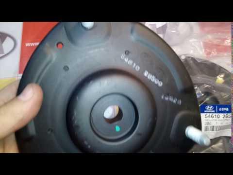 Опора амортизатора переднего, HYUNDAI SANTA FE 10-, 546102B500