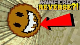 getlinkyoutube.com-Minecraft: REVERSE DROPPER!?!? (THE NEW DROPPER?) Custom Map