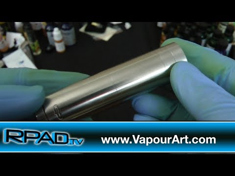 Vapour Art GP Paps X Review